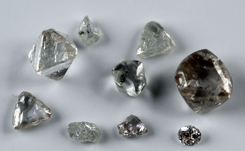 colorado rough diamonds