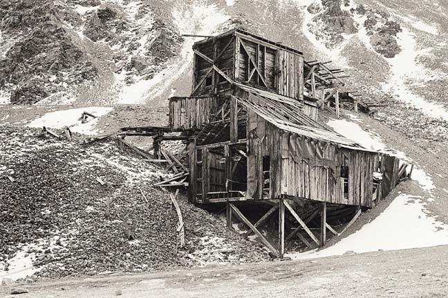 south park colorado gold mining