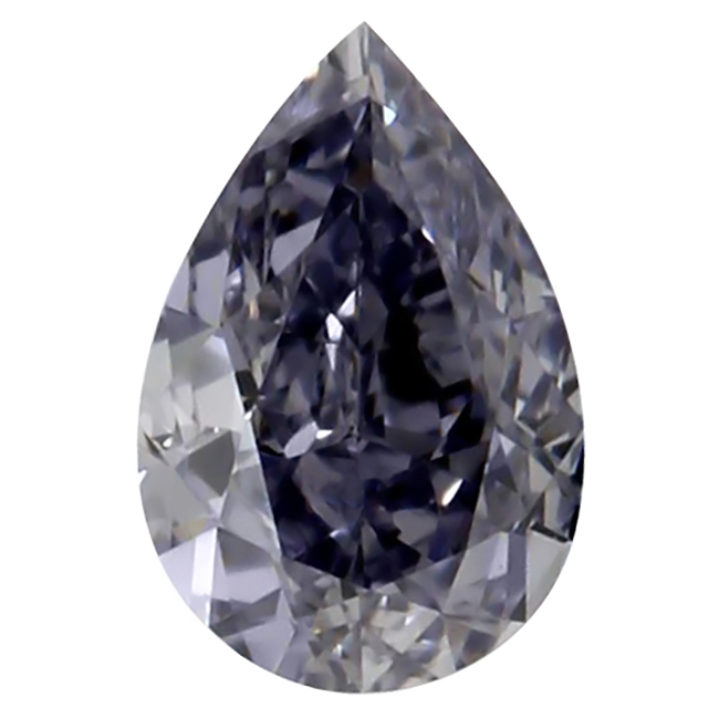 .21CT gia certified VS2 fancy grayish blue loose fancy colored diamonds for sale - natural colored diamond for sale