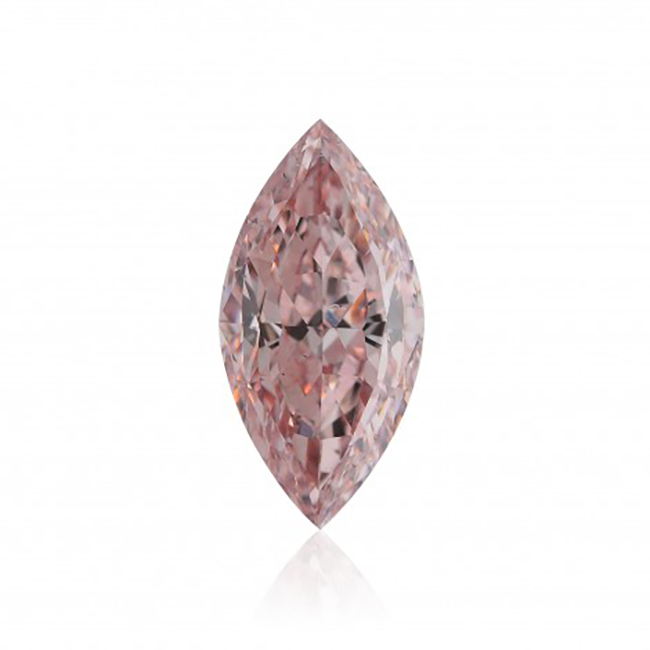 1.02CT gia certified SI1 fancy intense pink loose fancy colored diamonds for sale - natural colored diamond for sale