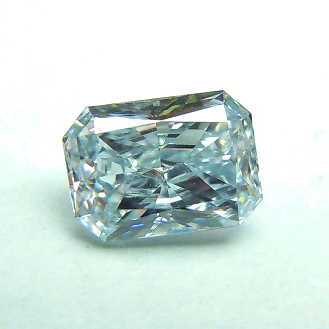 .34CT gia certified SI1 fancy light blue loose fancy colored diamonds for sale - natural colored diamond for sale