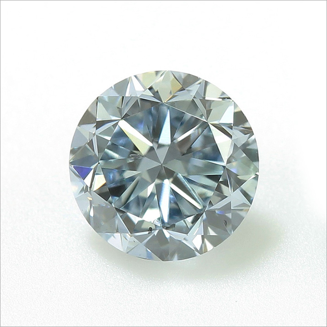.35CT gia certified SI1 fancy blue loose fancy colored diamonds for sale - natural colored diamond for sale