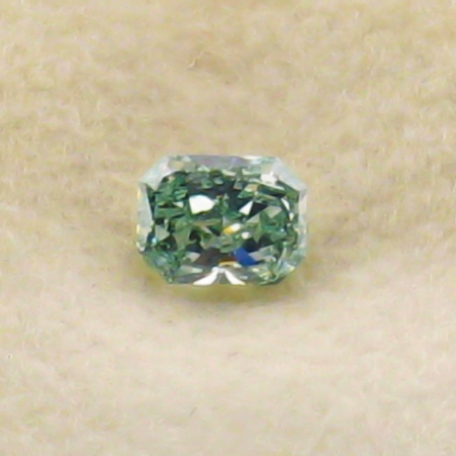 .16 carat SI2 GIA Certified fancy Intense Bluish Green natural colored diamond for sale-diamond search