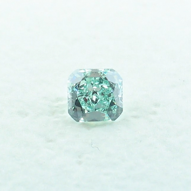 .30 carat fancy intense bluish green natural colored diamond gia certified for sale-gia-certified-diamonds