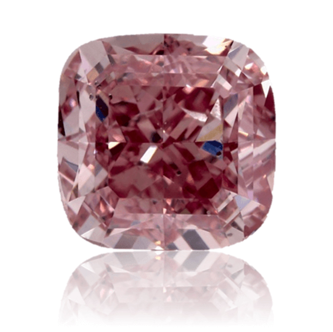 .76 carat SI1 GIA Certified fancy Intense Pink natural colored diamond for sale-purchase-loose-diamonds